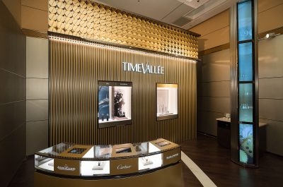 TimeVallée Booth (Watches & Wonders 2015)