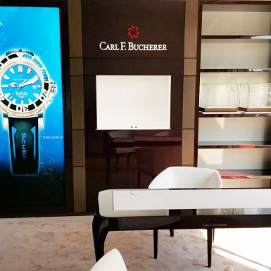 Shop in Shop - Carl F. Bucherer