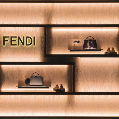Special Holiday Animation - Fendi