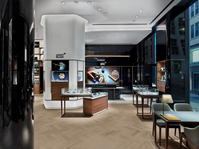 Flagship Store Montblanc