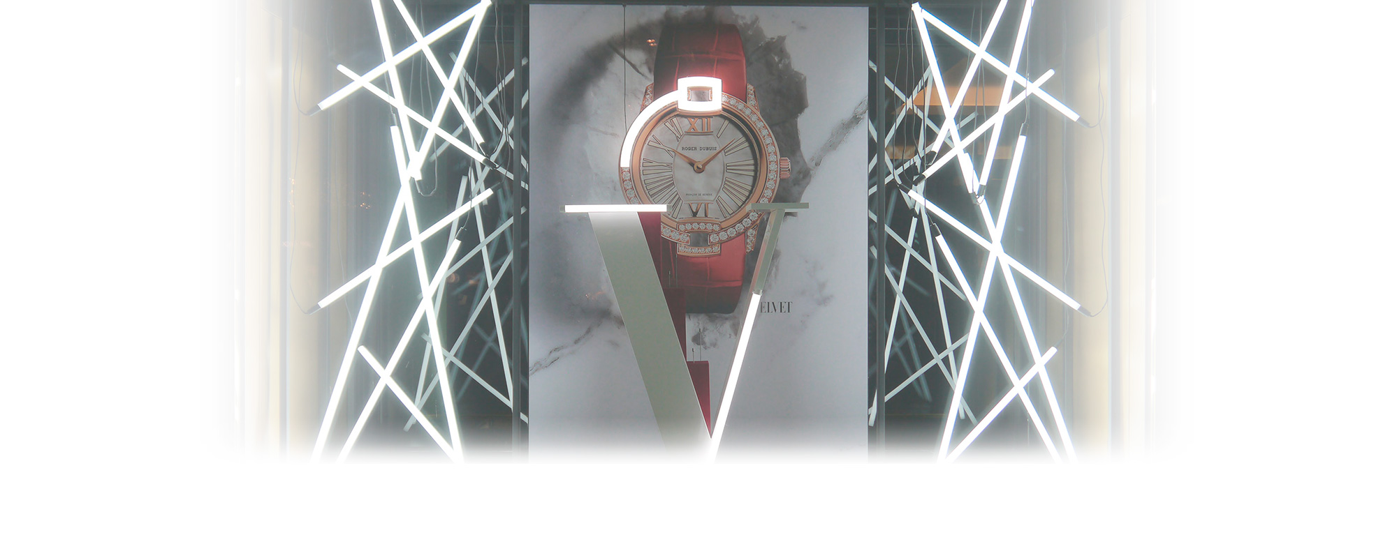 Roger Dubuis ≎ Windows Animation